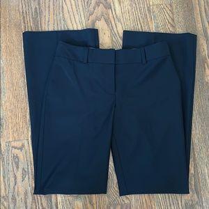 ANN TAYLOR size 2 black dress pants NWT